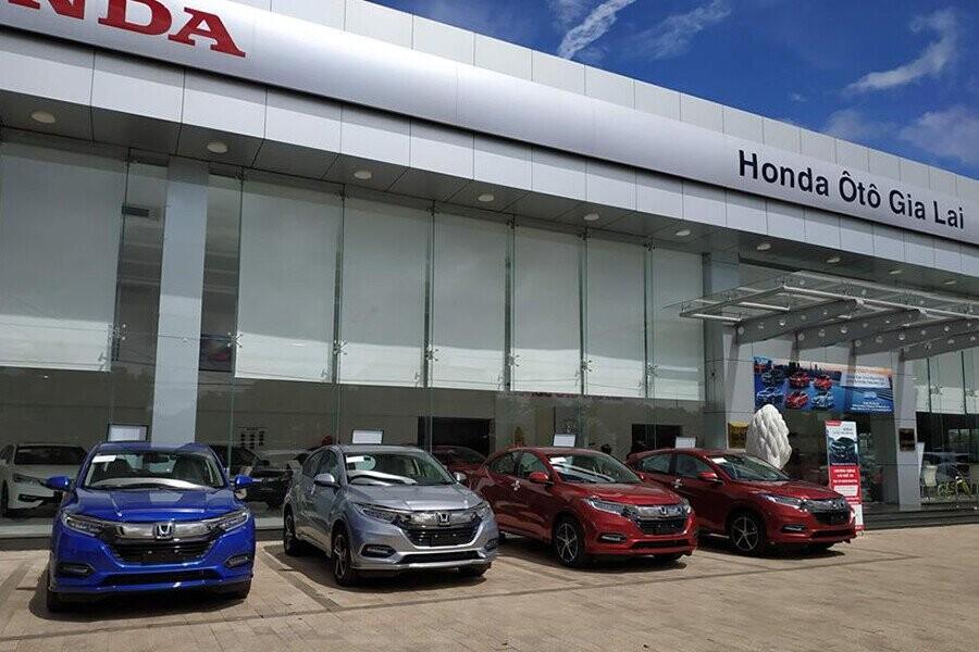 Honda Ôtô Gia Lai