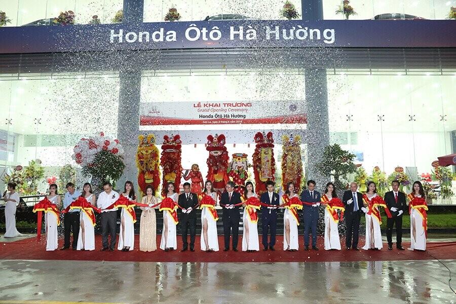 Honda Ôtô Hà Hường