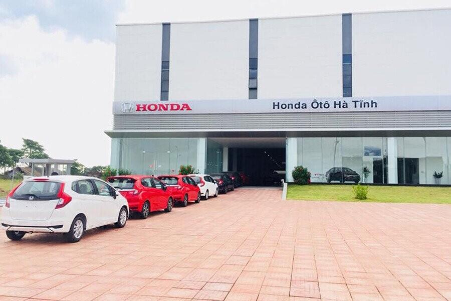Toàn cảnh Showroom Honda Hà Tĩnh
