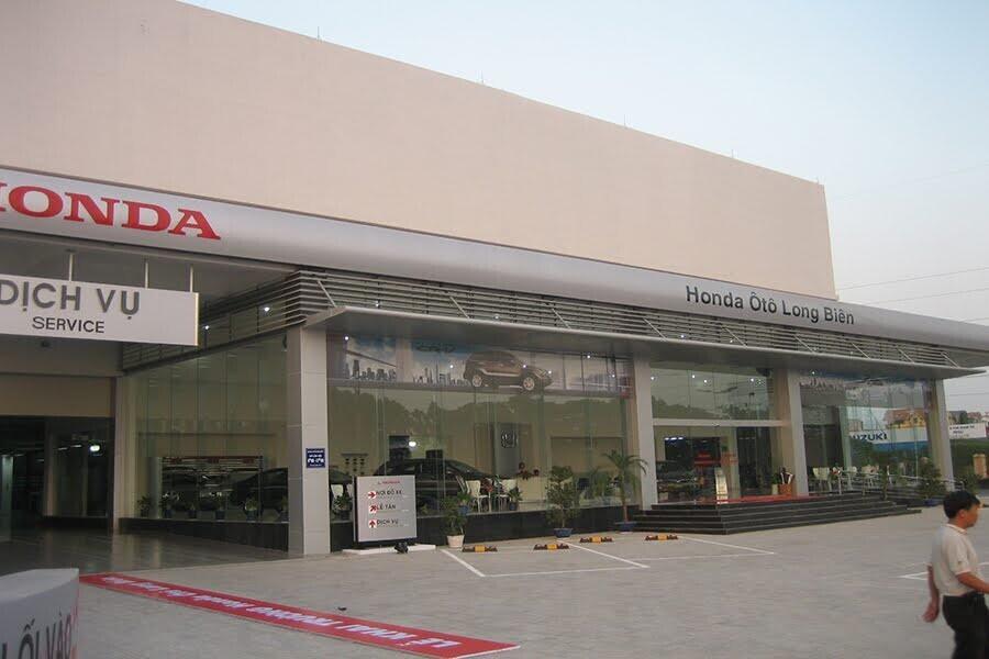 Honda Ôtô Long Biên