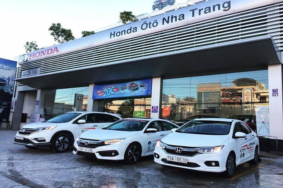 Honda Ôtô Nha Trang