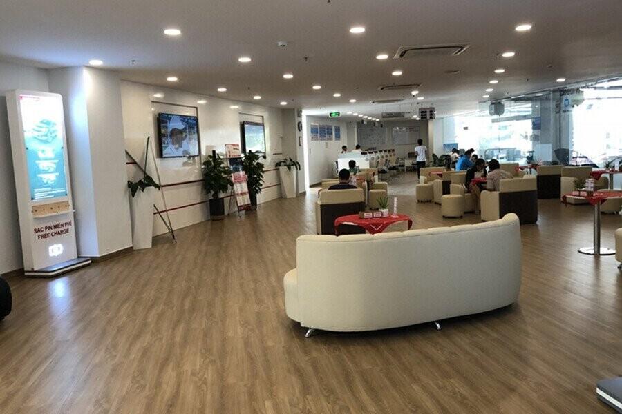 Phòng chờ dành cho khách hàng