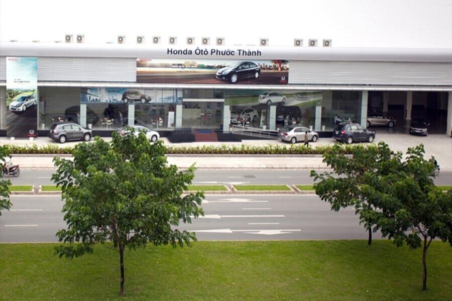 Đại Lý Honda Phước Thành Quận Bình Tân TPHCM - Hình 1