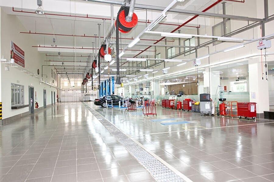 Đại Lý Honda Phước Thành Quận Bình Tân TPHCM - Hình 3