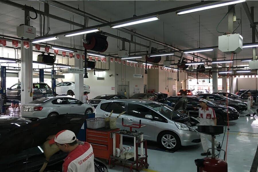 Đại Lý Honda Phước Thành Quận Bình Tân TPHCM - Hình 5