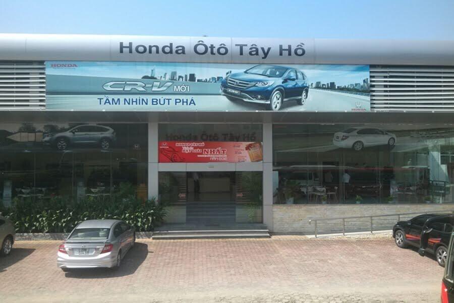 Đại Lý Honda Tây Hồ Quận Tây Hồ Hà Nội - Hình 1