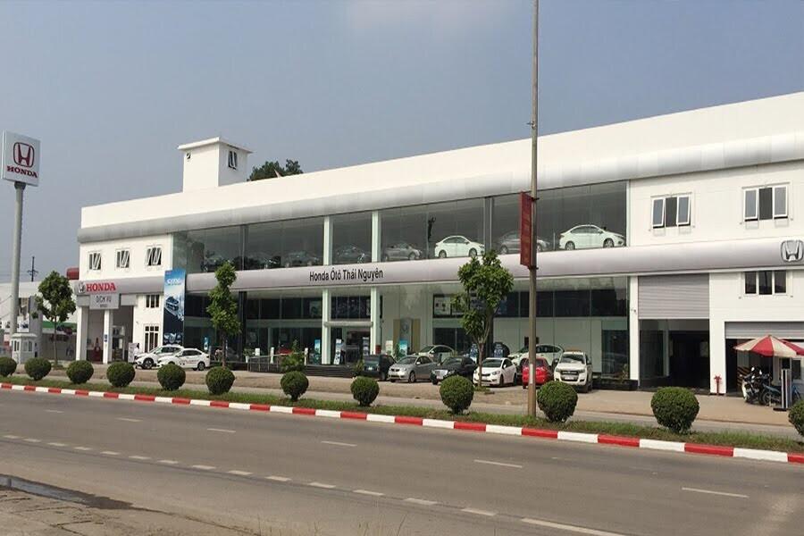 Đại Lý Honda Thái Nguyên Phường Cam Giá Tp Thái Nguyên - Hình 1