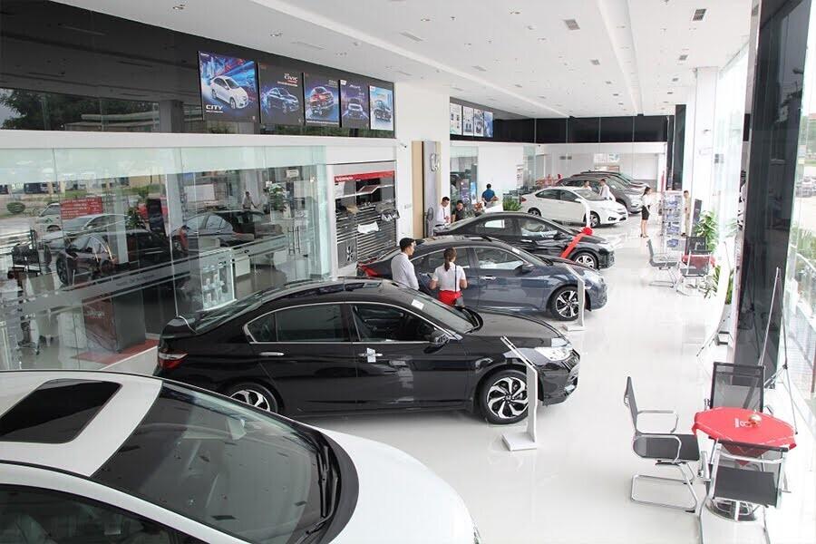 Đại Lý Honda Thái Nguyên Phường Cam Giá Tp Thái Nguyên - Hình 2
