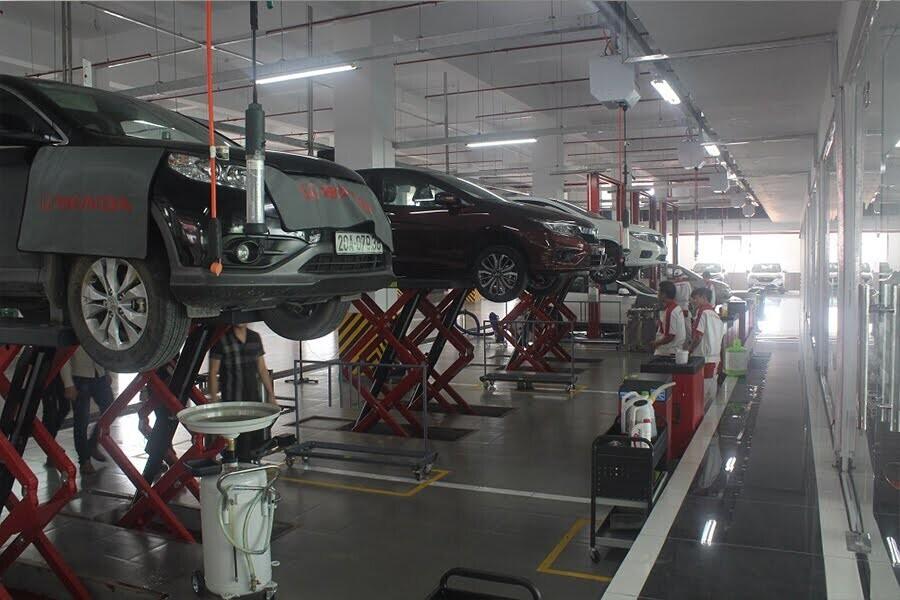 Đại Lý Honda Thái Nguyên Phường Cam Giá Tp Thái Nguyên - Hình 4