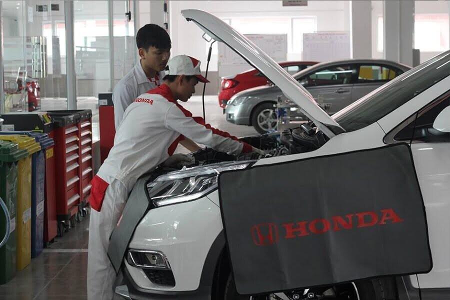 Đại Lý Honda Thái Nguyên Phường Cam Giá Tp Thái Nguyên - Hình 5