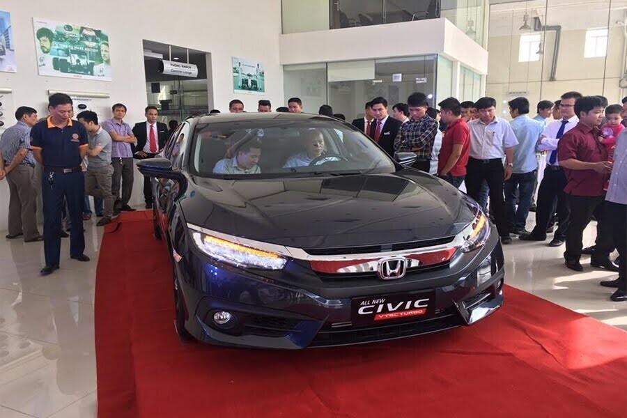 Đại Lý Honda Thanh Hóa Phường Đông Hương Tp Thanh Hóa - Hình 5