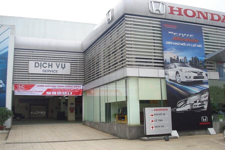 Đại Lý Honda Vinh Tp Vinh Nghệ An - Hình 1
