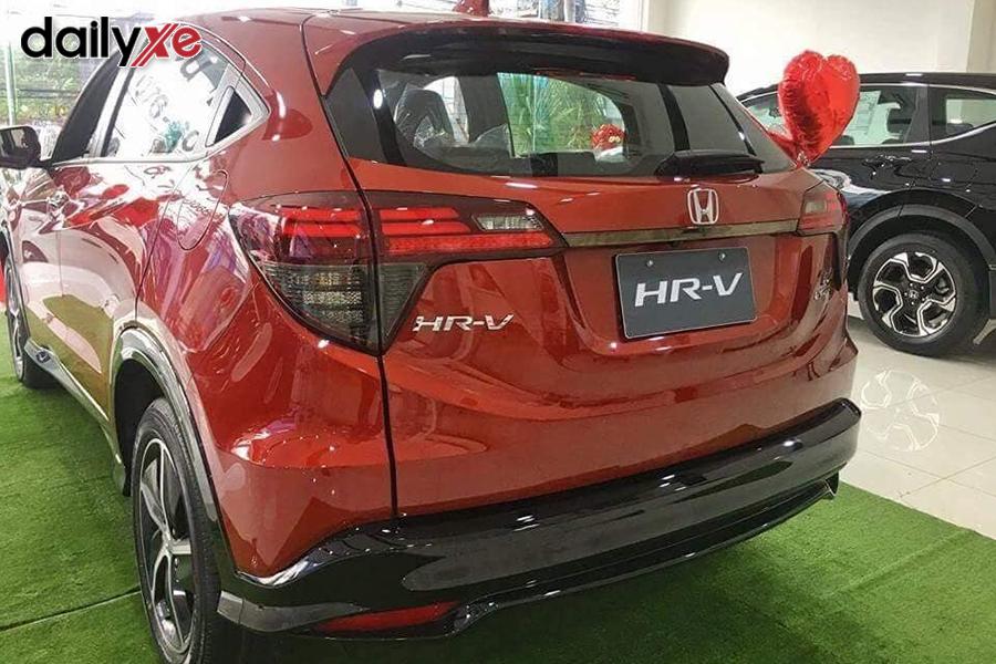 Honda HR-V - Hình 1