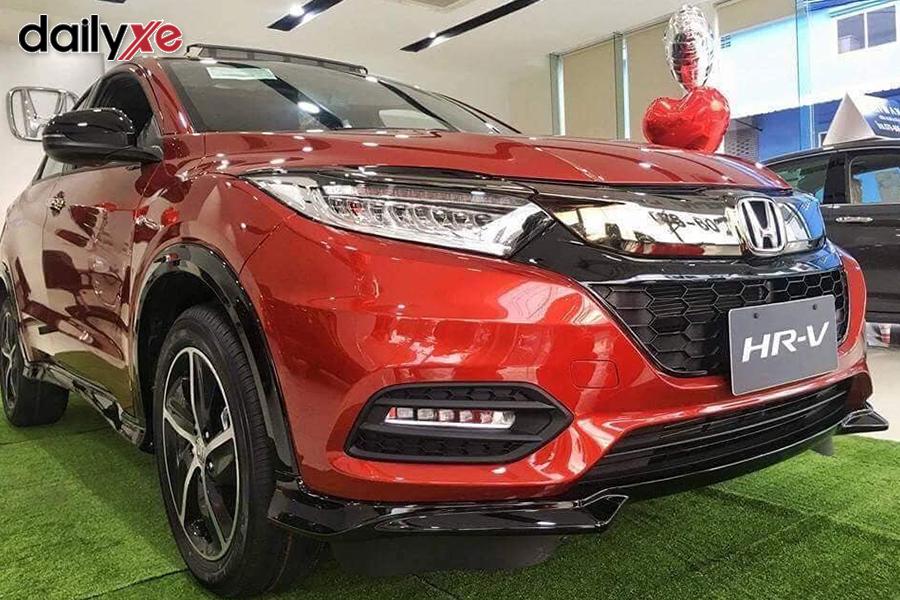 Honda HR-V - Hình 2