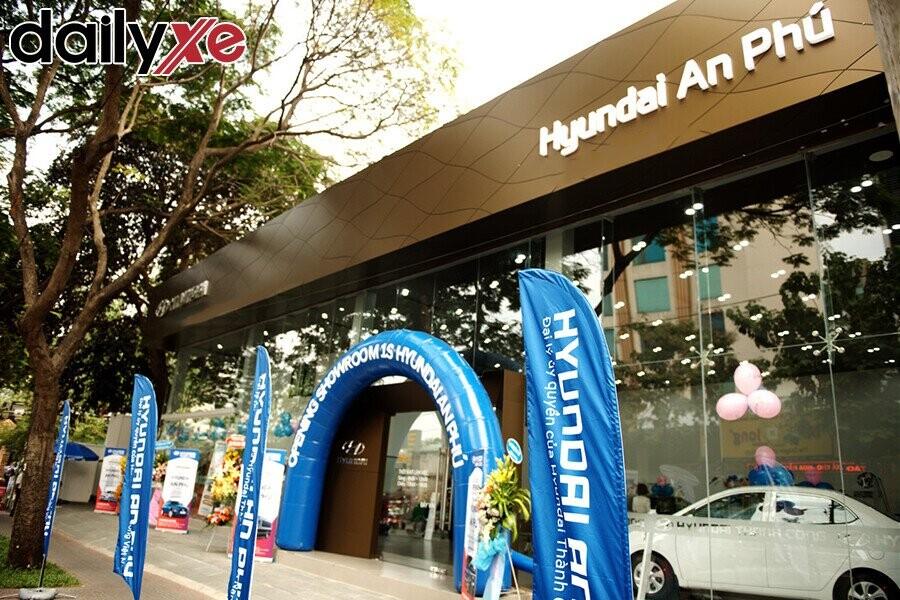Showroom Hyundai An Phú- Hình 1