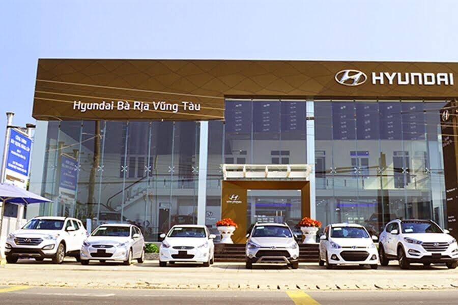 Đại Lý Hyundai Bà Rịa Vũng Tàu Phường Long Hương Tỉnh Bà Rịa Vũng Tàu - Hình 1