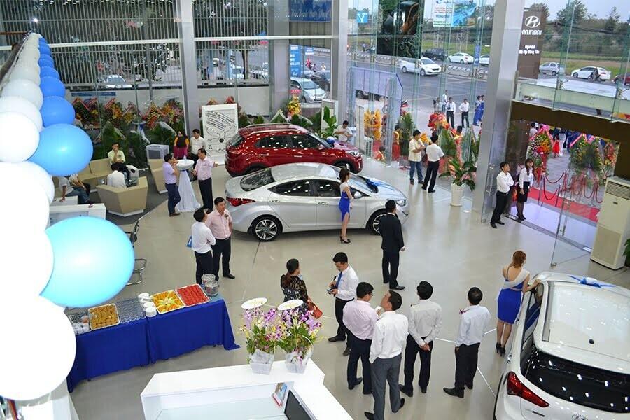 Đại Lý Hyundai Bà Rịa Vũng Tàu Phường Long Hương Tỉnh Bà Rịa Vũng Tàu - Hình 2