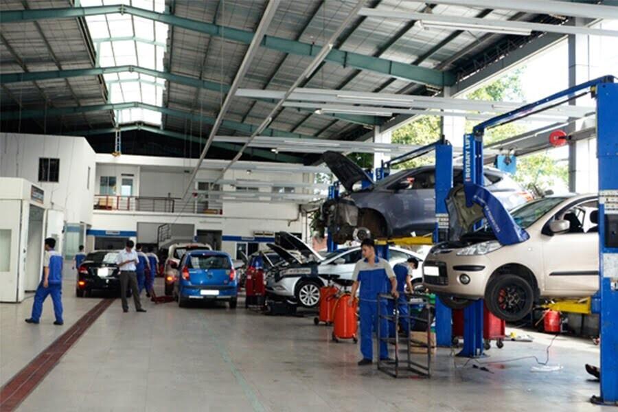 Đại Lý Hyundai Bà Rịa Vũng Tàu Phường Long Hương Tỉnh Bà Rịa Vũng Tàu - Hình 3