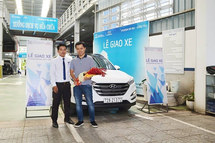 Đại Lý Hyundai Bà Rịa Vũng Tàu Phường Long Hương Tỉnh Bà Rịa Vũng Tàu - Hình 4