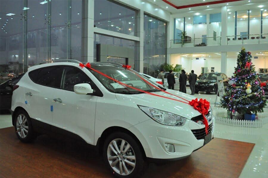Đại Lý Hyundai Bắc Giang Huyện Lạng Giang Bắc Giang - Hình 2