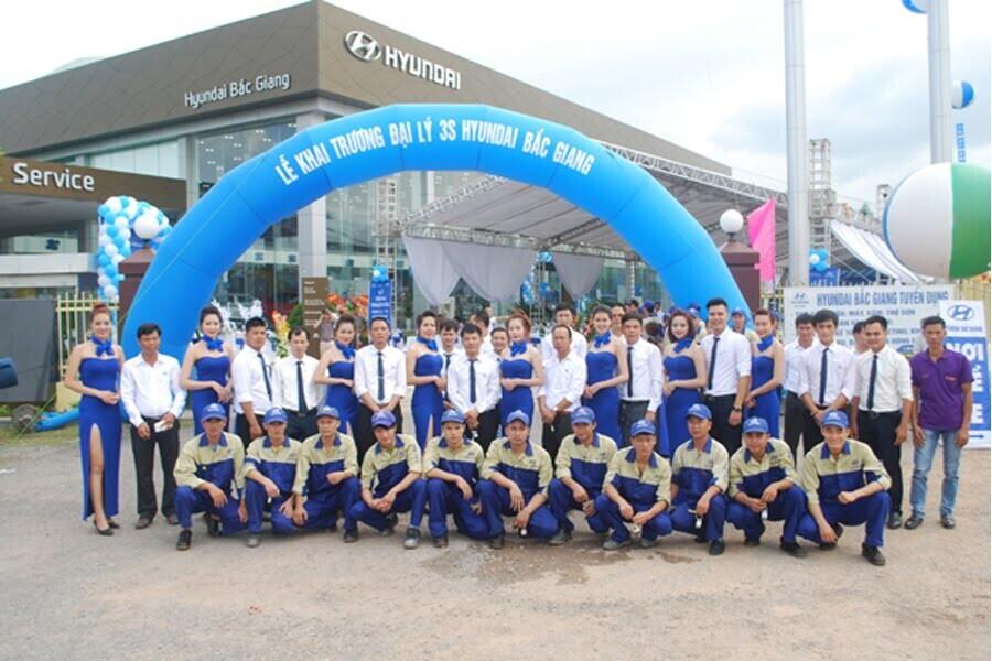 Đại Lý Hyundai Bắc Giang Huyện Lạng Giang Bắc Giang - Hình 4