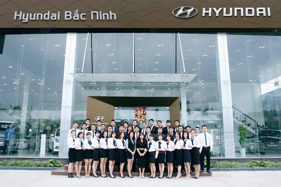 Đại Lý Hyundai Bắc Ninh Phường Võ Cường Bắc Ninh - Hình 1