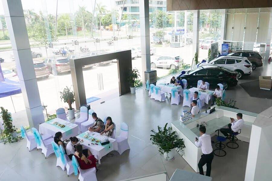 Đại Lý Hyundai Bắc Ninh Phường Võ Cường Bắc Ninh - Hình 2