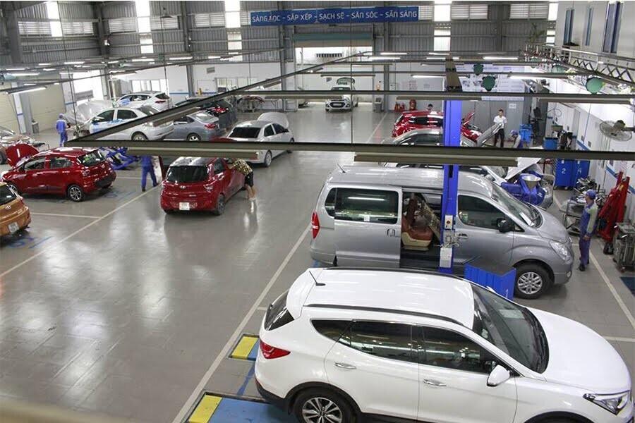 Đại Lý Hyundai Bắc Ninh Phường Võ Cường Bắc Ninh - Hình 3