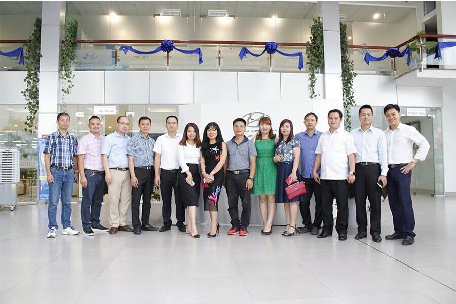 Đại Lý Hyundai Bắc Ninh Phường Võ Cường Bắc Ninh - Hình 4