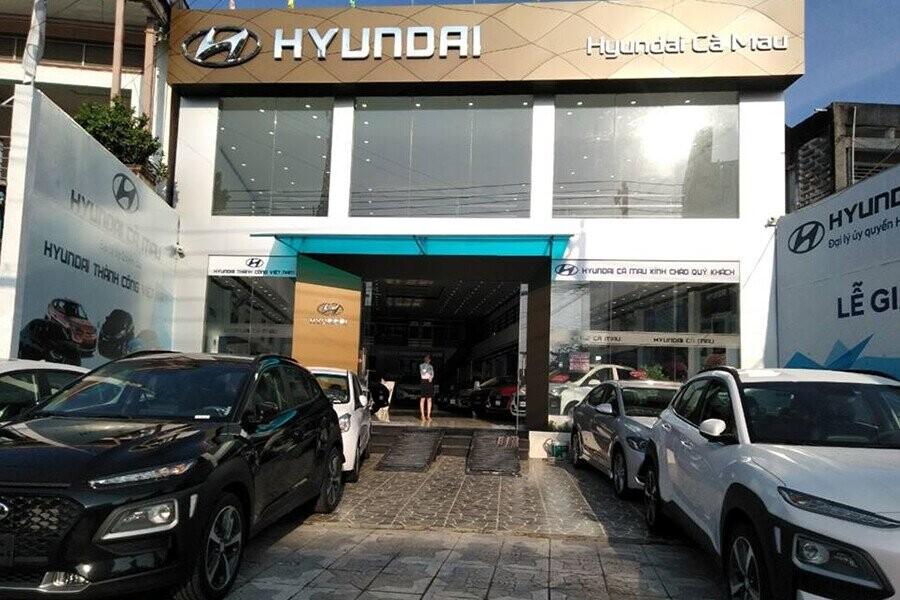 Tổng quan Showroom Hyundai Cà Mau