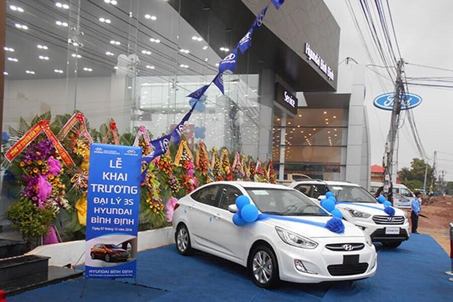 Đại Lý Hyundai Bình Định TP Quy Nhơn Tỉnh Bình Định - Hình 2
