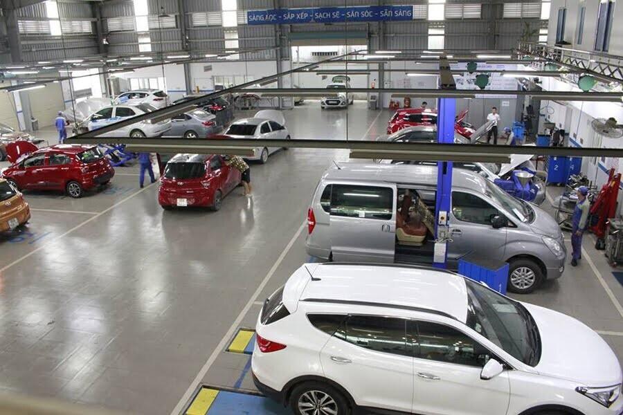 Đại Lý Hyundai Bình Định TP Quy Nhơn Tỉnh Bình Định - Hình 3