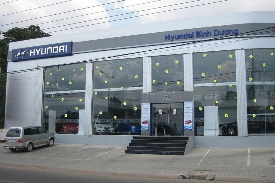 Đại Lý Hyundai Bình Dương TP Thủ Dầu Một Bình Dương - Hình 1