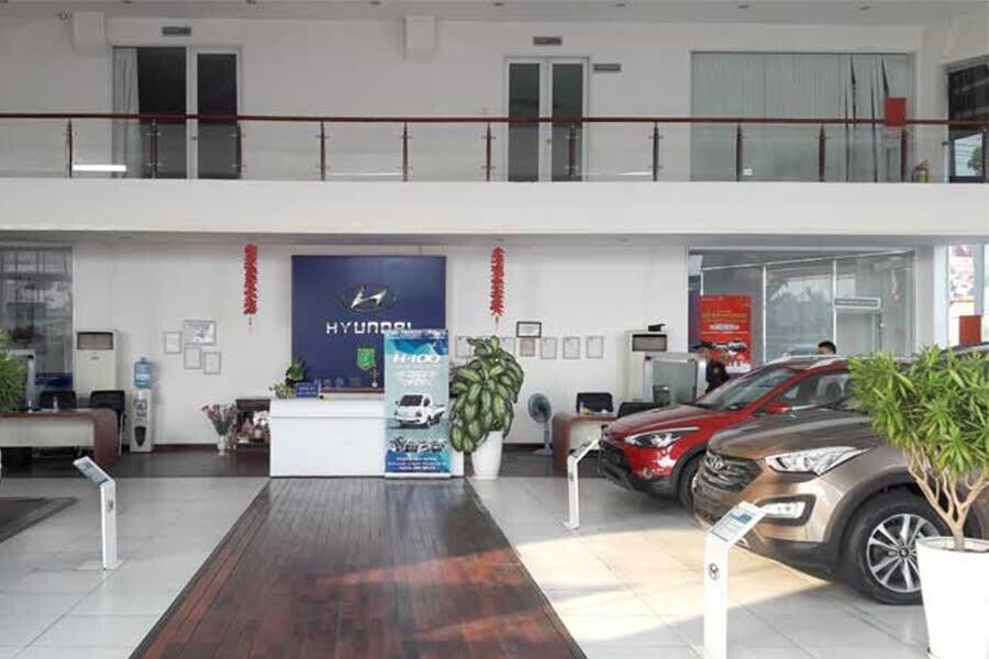 Đại Lý Hyundai Bình Dương TP Thủ Dầu Một Bình Dương - Hình 2