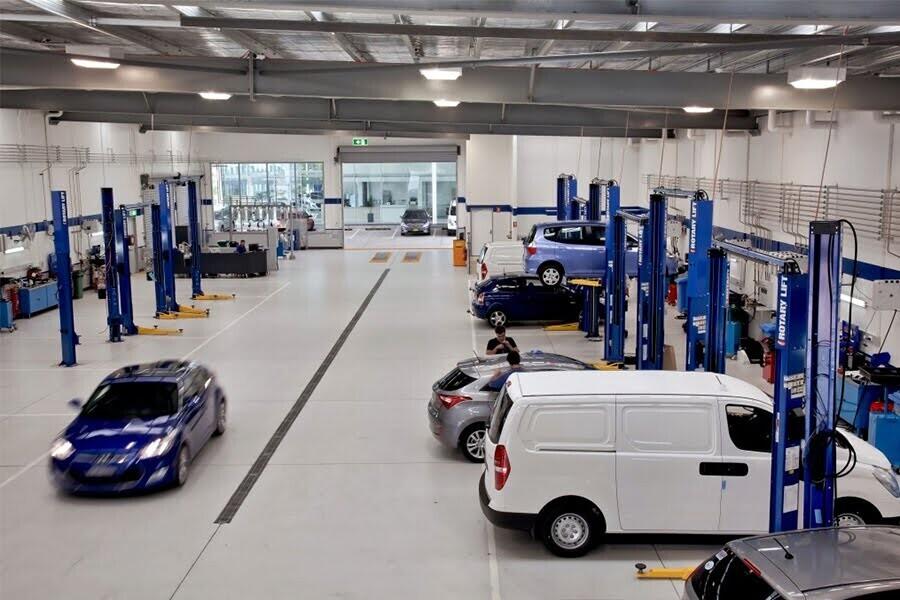 Đại Lý Hyundai Bình Dương TP Thủ Dầu Một Bình Dương - Hình 3
