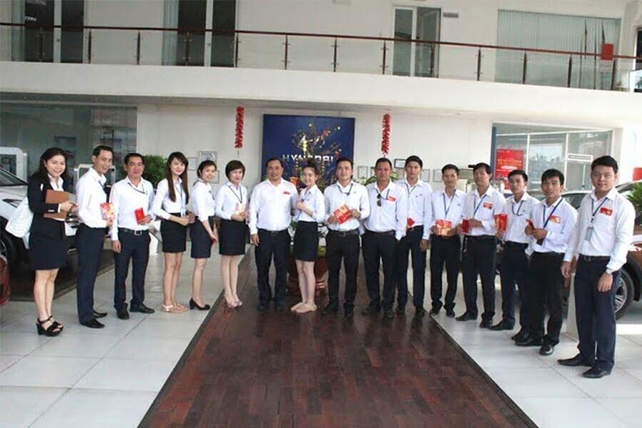 Đại Lý Hyundai Bình Dương TP Thủ Dầu Một Bình Dương - Hình 4