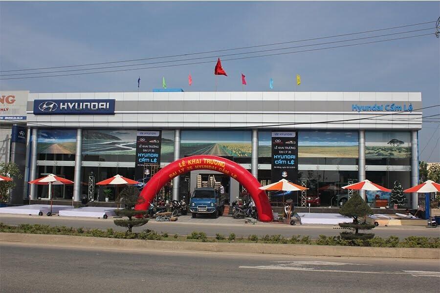 Đại Lý Hyundai Cẩm Lệ Quận Cẩm Lệ TP Đà Nẵng - Hình 1