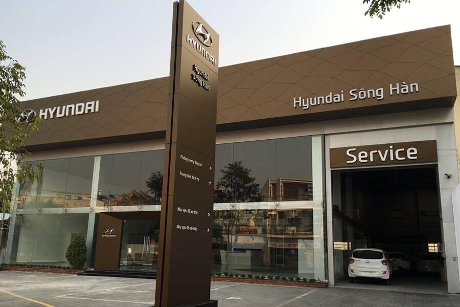 Hyundai Miền Trung - Hyundai Đà Nẵng
