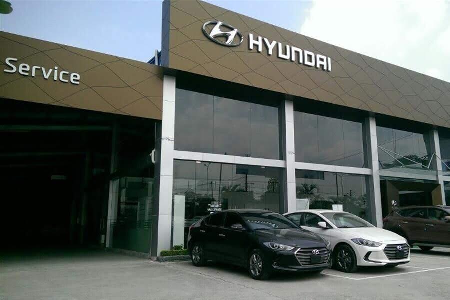 Đại Lý Hyundai Cầu Diễn Quận Hoài Đức Hà Nội - Hình 1