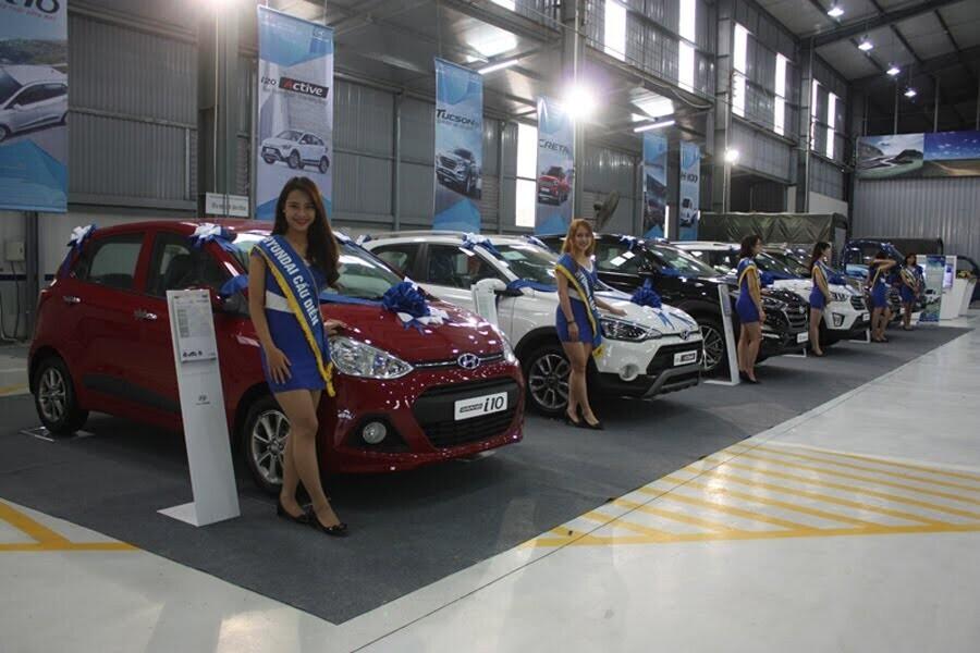 Đại Lý Hyundai Cầu Diễn Quận Hoài Đức Hà Nội - Hình 2
