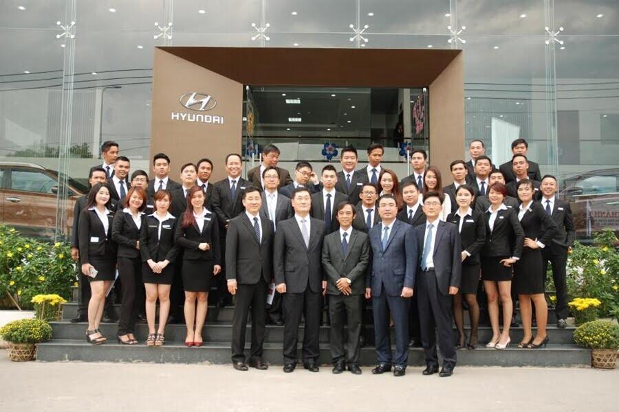Đại Lý Hyundai Cầu Diễn Quận Hoài Đức Hà Nội - Hình 4
