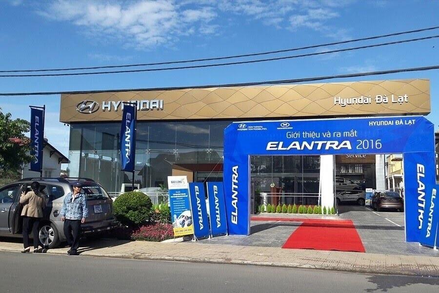 Đại Lý Hyundai Đà Lạt Phường 3 Lâm Đồng - Hình 1