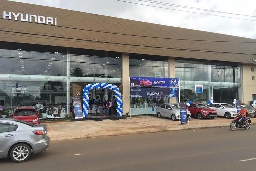 Đại Lý Hyundai Đắk Lắk TP Buôn Ma Thuột Đắk Lắk - Hình 1