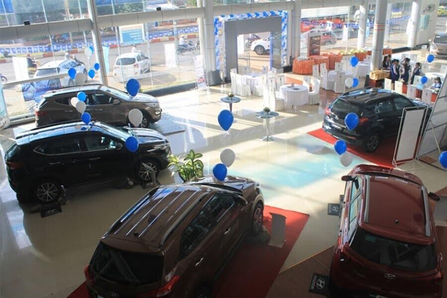 Đại Lý Hyundai Đắk Lắk TP Buôn Ma Thuột Đắk Lắk - Hình 2