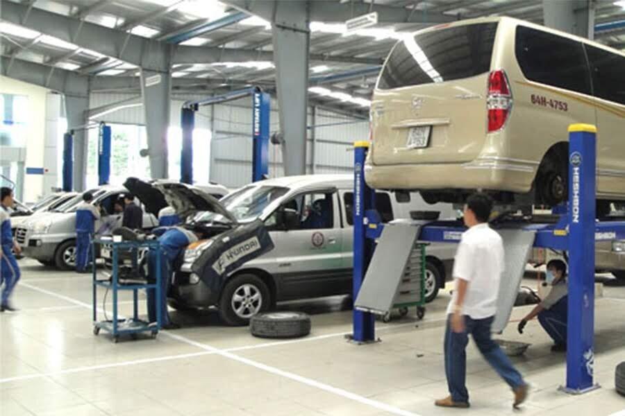 Đại Lý Hyundai Đắk Lắk TP Buôn Ma Thuột Đắk Lắk - Hình 3