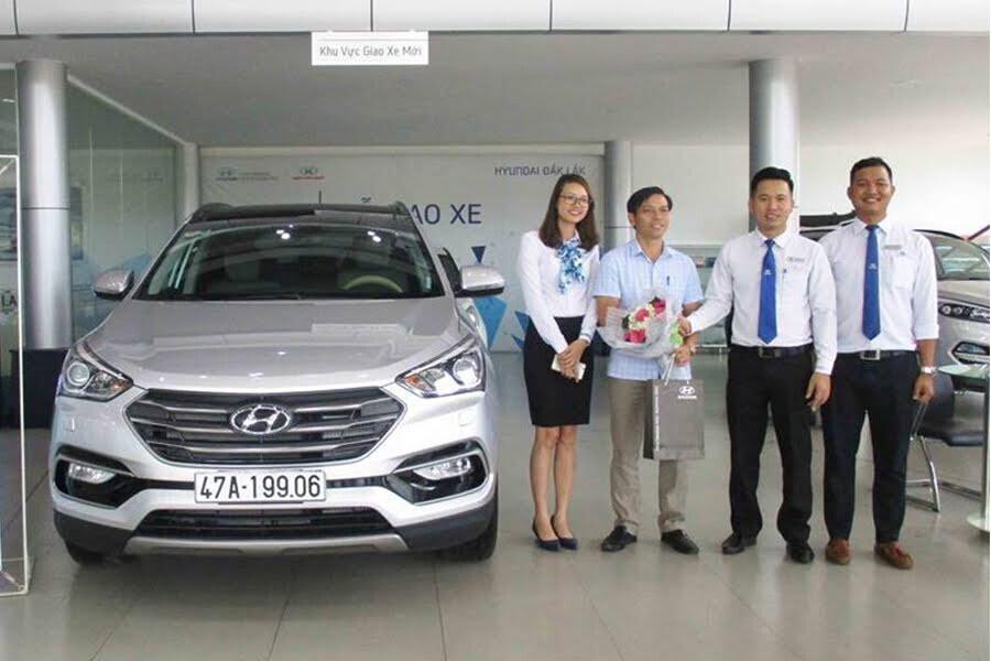 Đại Lý Hyundai Đắk Lắk TP Buôn Ma Thuột Đắk Lắk - Hình 4