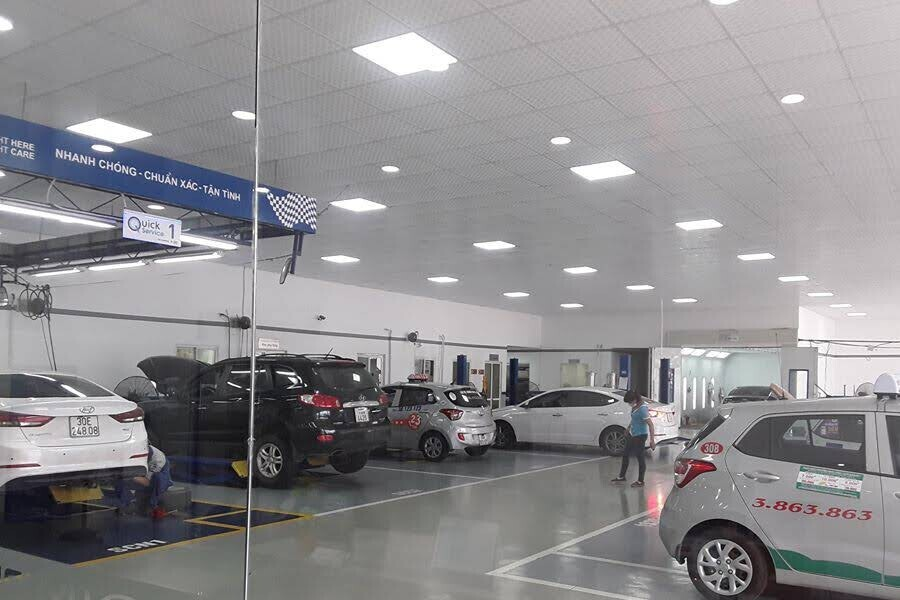 Đại Lý Hyundai Đông Anh Đông Anh Hà Nội - Hình 2