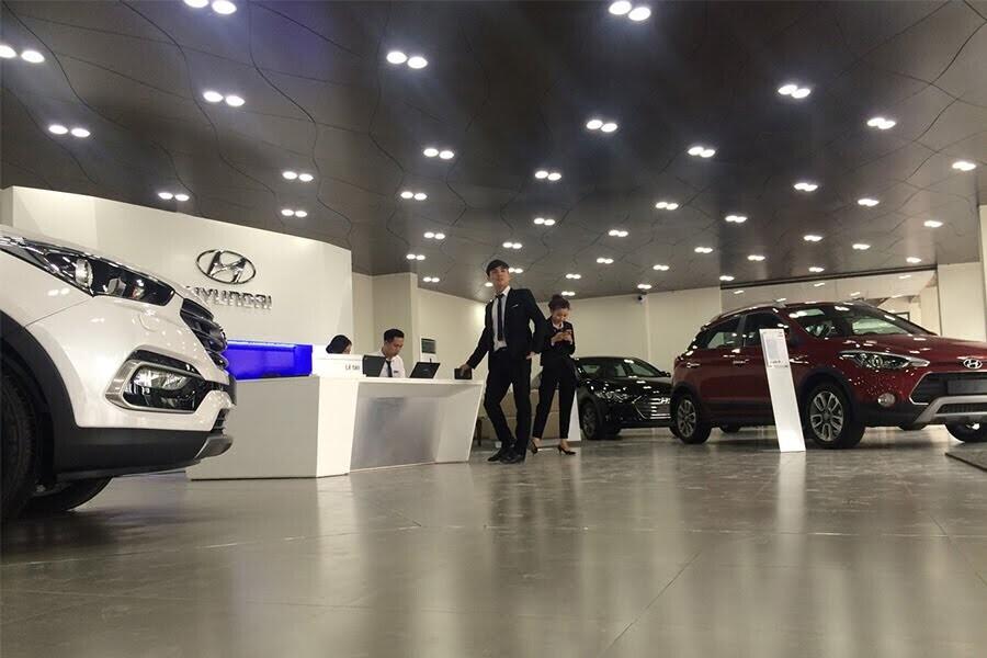 Đại Lý Hyundai Đông Đô Quận Đống Đa Hà Nội - Hình 2