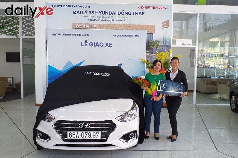 Lễ bàn giao xe cho khách hàng - Hình 3