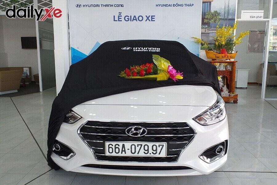 Lễ bàn giao xe cho khách hàng - Hình 2